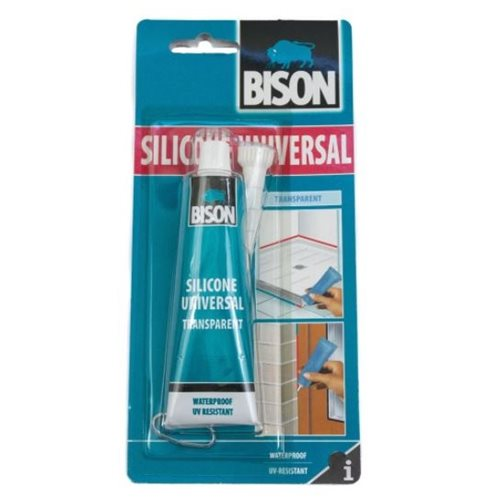 Bison Silicone Universal Tube 60 ml