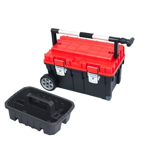 Wheelbox HD Trophy 1, Red/Black